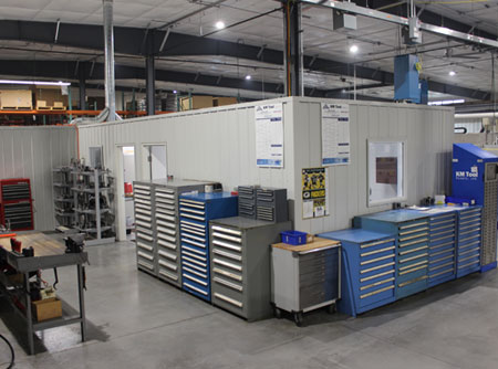 Pro Products production area.
