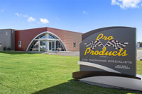 Pro Products Building and Sign